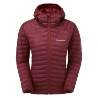 Montane Phoenix Jacket, women, tibetan red