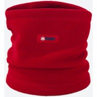 Kama Kids  neck warmer, Tecnopile fleece, red