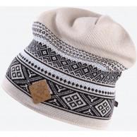 Kama Fashion knitted beanie, nature