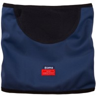 Kama neck warmer with Gore Windstopper, navy