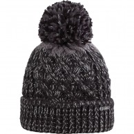 Cairn Damien beanie, men, black graphite