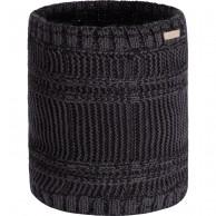 Cairn Paul neck warmer, men, black graphite