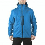 DIEL Aron unisex hard shell jacket, cobaltblue
