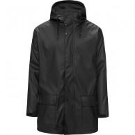 Weather Report Roald rain jacket, mens, black