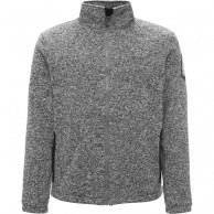 Weather Report Henrik Fleece, mens, graphite