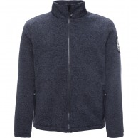 Weather Report Henrik Fleece, mens, navy