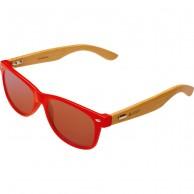 Cairn Hypop sunglasses, mat scarlet