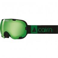 Cairn Spirit, goggles, mat black green
