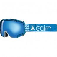Cairn Mercury, goggles, mat white blue