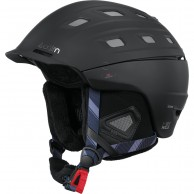 Cairn I-Brid Rescue, ski helmet, Mat Black