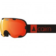 Cairn Spirit, OTG goggles, mat black orange