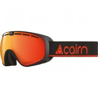 Cairn Spot, OTG goggles, mat black orange