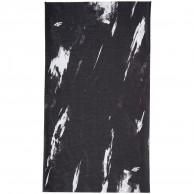 4F neck warmer/bandana, black/white