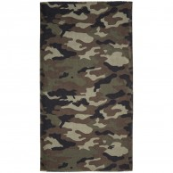 4F neck warmer/bandana, camo
