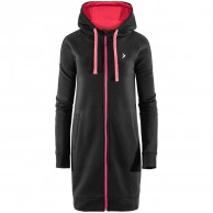 Outhorn Comfy Long Hoodie, deep black