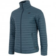 4F Frans artificial down jacket, men, teal