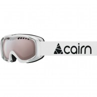 Cairn Booster, goggles, mat white
