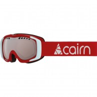 Cairn Booster, goggles, mat red