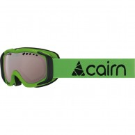 Cairn Booster, goggles, neon green