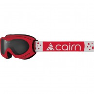 Cairn Bug, goggles, shiny red