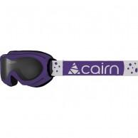 Cairn Bug, goggles, shiny purple