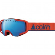Cairn Next, goggles, neon orange