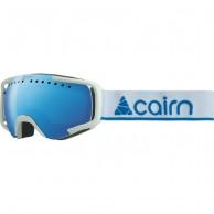 Cairn Next, goggles, mat white blue