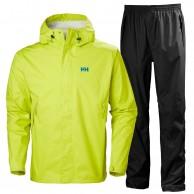 Helly Hansen Loke rain suit, herre, sweet lime
