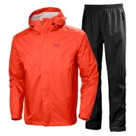 Helly Hansen Loke rain suit, herre, grenadine