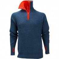 Ulvang Rav sweater w/zip, mens, stellar