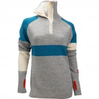 Ulvang Rav limited sweater, women, grey melange