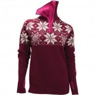 Ulvang Rav Kiby sweater, women, rhododendron