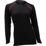 Ulvang Training Round Neck, women, black