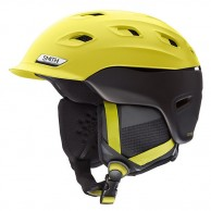 Smith Vantage ski helmet, black/yellow