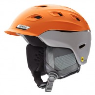 Smith Vantage MIPS ski helmet, Orange/Grey