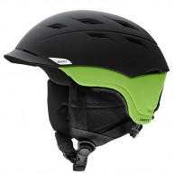 Smith Variance ski helmet, black/green