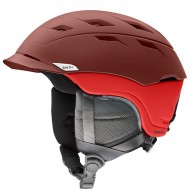 Smith Variance ski helmet, red