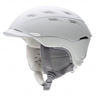 Smith Valence ski helmet, women, white