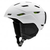 Smith Mission ski helmet, White