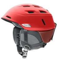 Smith Camber  ski helmet, Red