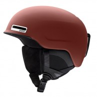 Smith Maze ski helmet, Red