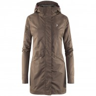 Outhorn Pauline, long ski jcket, women, khaki