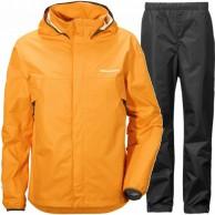Didriksons Vivid Mens Set, orange/black