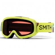 Smith Gambler Air jr skigoggle, Yellow