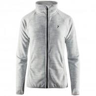 Outhorn Warmy fleece jacket, women, light grey