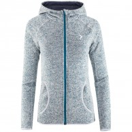 Outhorn Warmy Hoodie, fleece jacket, women, turquoise
