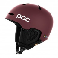 POC Fornix, ski helmet, copper red
