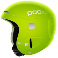 POCito Skull, kids ski helmet, yellow/green