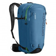 Ortovox Ascent 32, backpack, blue sea