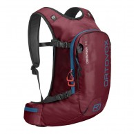Ortovox Cross Rider 18 S, backpack, dark blood